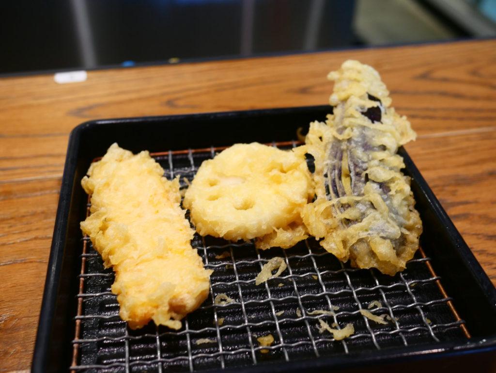 魚天天ぷら3